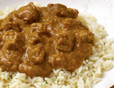 Malaysian Beef Curry for Slow Cookers - Malaysian Beef Curry recipe