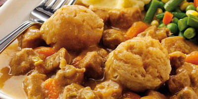 Slow Cooker Pork Recipes - Pork Cider & Apple Casserole
