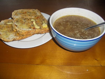Sweet Onion Soup